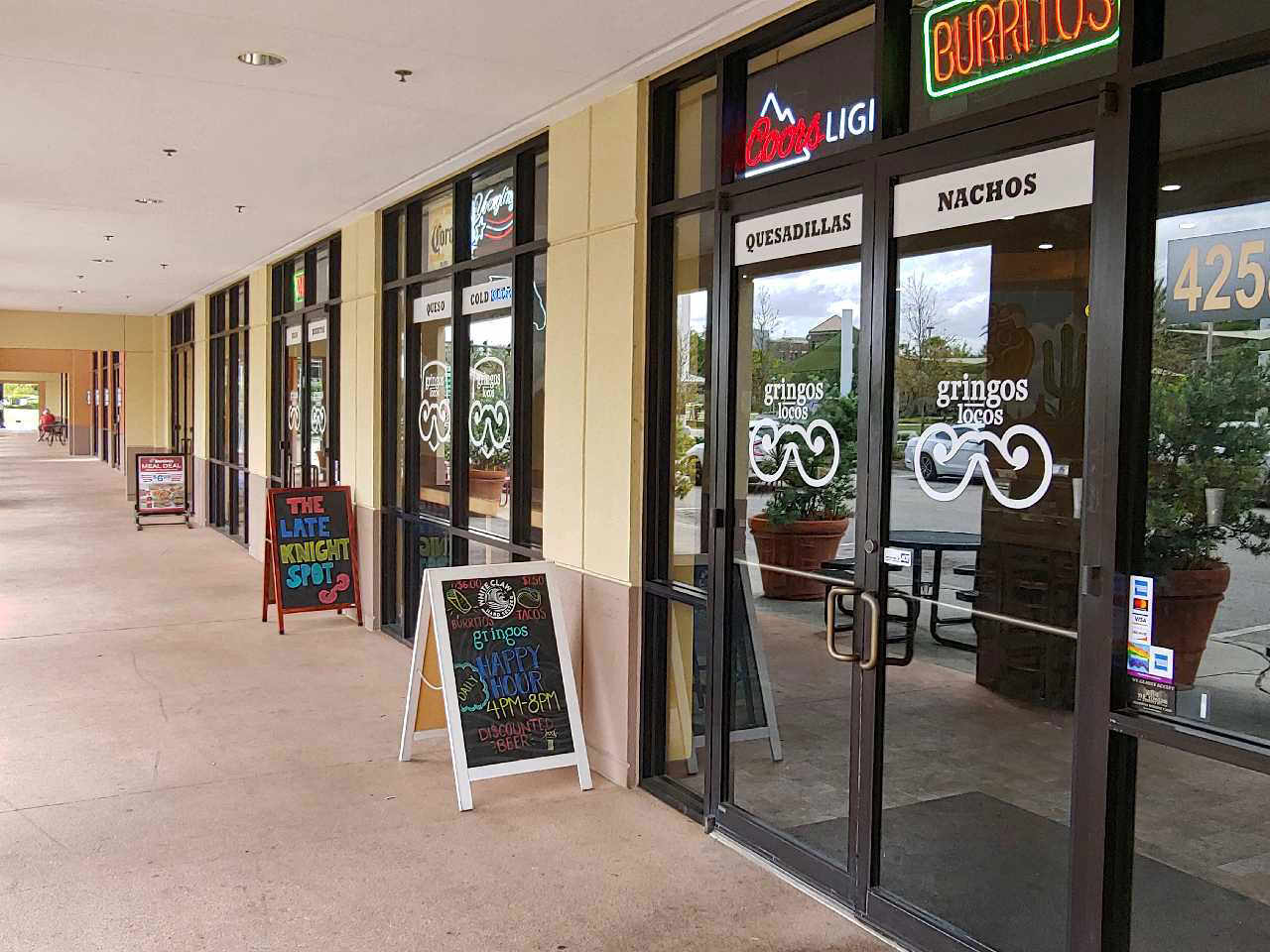 Photo of Gringos Locos UCF location