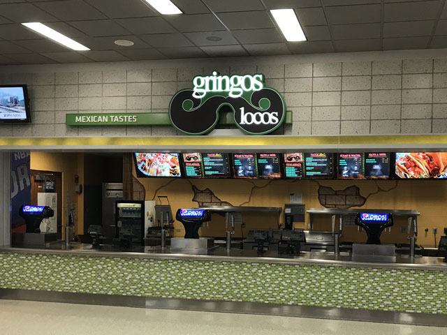 Photo of Gringos Locos Amway Center location